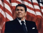 Ronald Reagan, the GREATEST President in our lifetime.